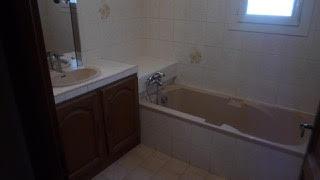 Rénovation salle de bain Le Barroux