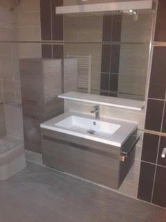 Rénovation salle de bain Monteux
