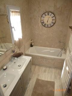 Rénovation salle de bain La Roque Alric