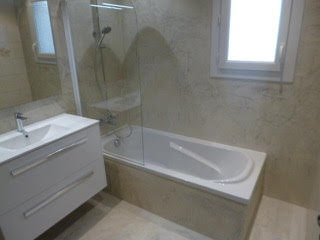 rénovation salle de bains Caromb